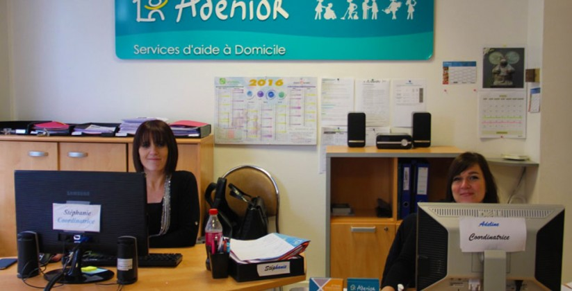 Equipe de l'agence Adenior Lille