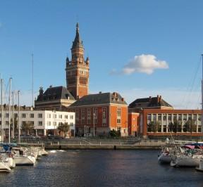 Hotel de ville - Dunkerque