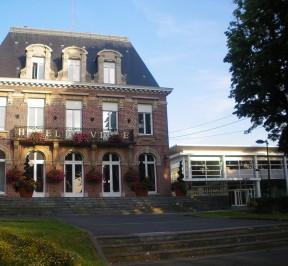 Hôtel de ville Mouvaux