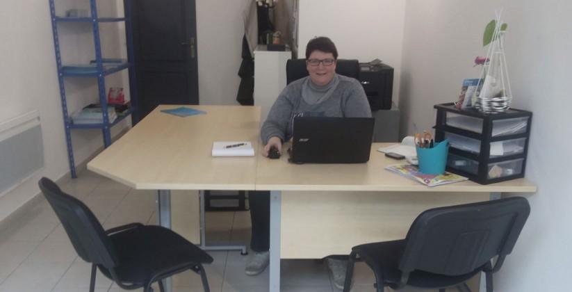 Christine - Gérante de l'agence Adenior Béthune