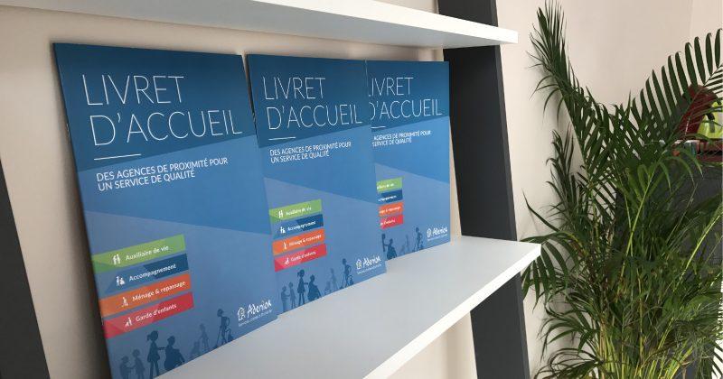 Agence ADENIOR Paris Sud - Livret d'accueil